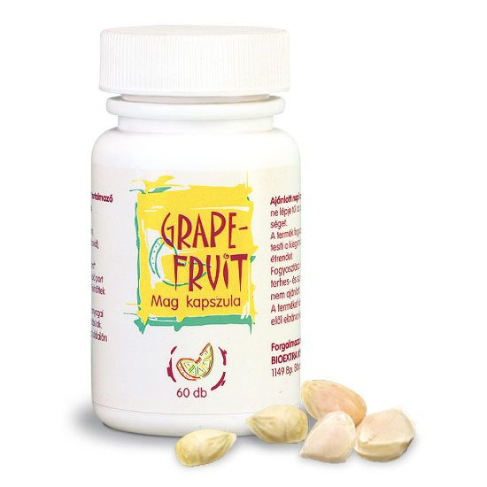Bioextra Grapefruit mag kapszula - 60 db