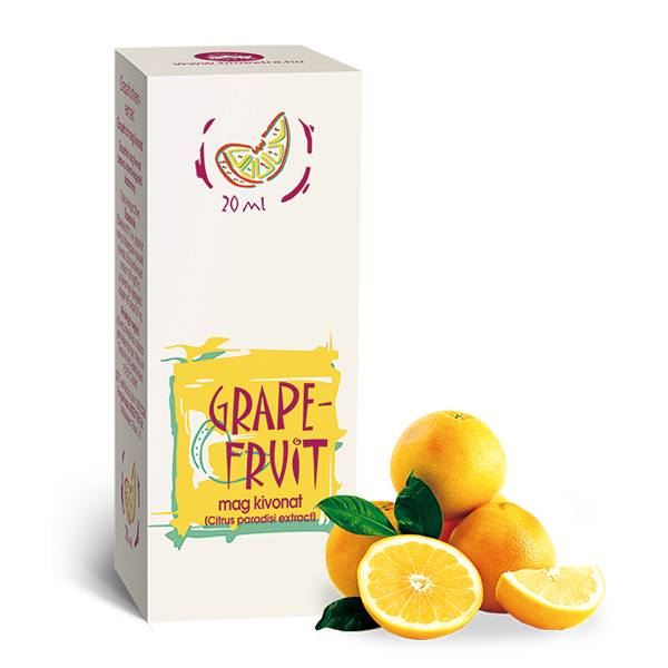 Bioextra Grapefruitmag kivonat - 20 ml