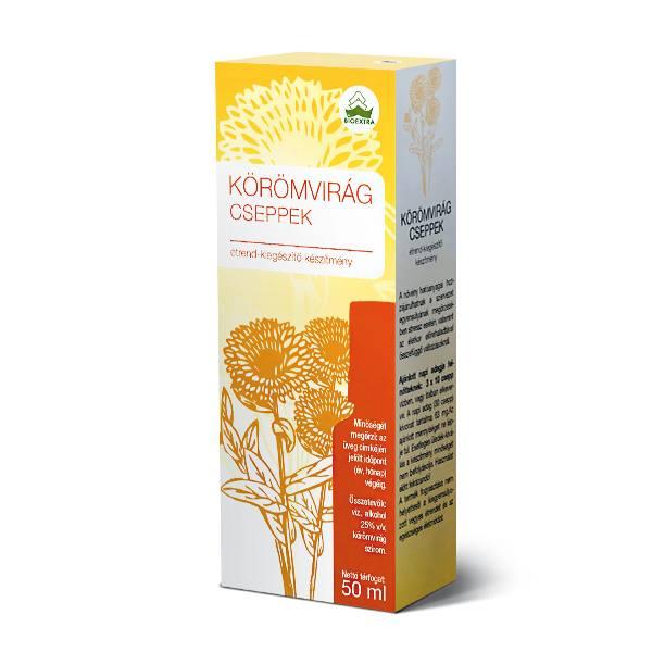 Bioextra Körömvirág cseppek - 50 ml