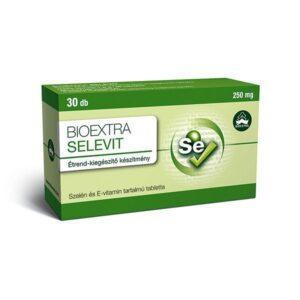 Bioextra Selevit tabletta - 30 db