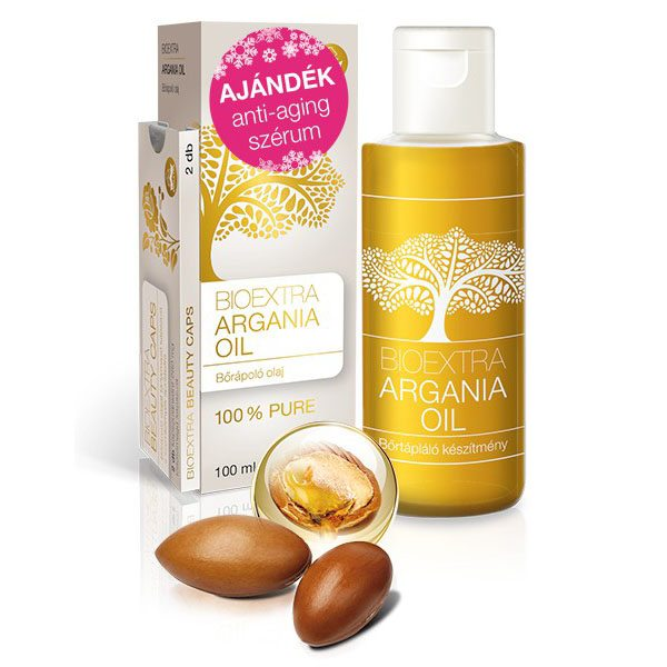 Bioextra argania olaj + beauty caps 2 db -