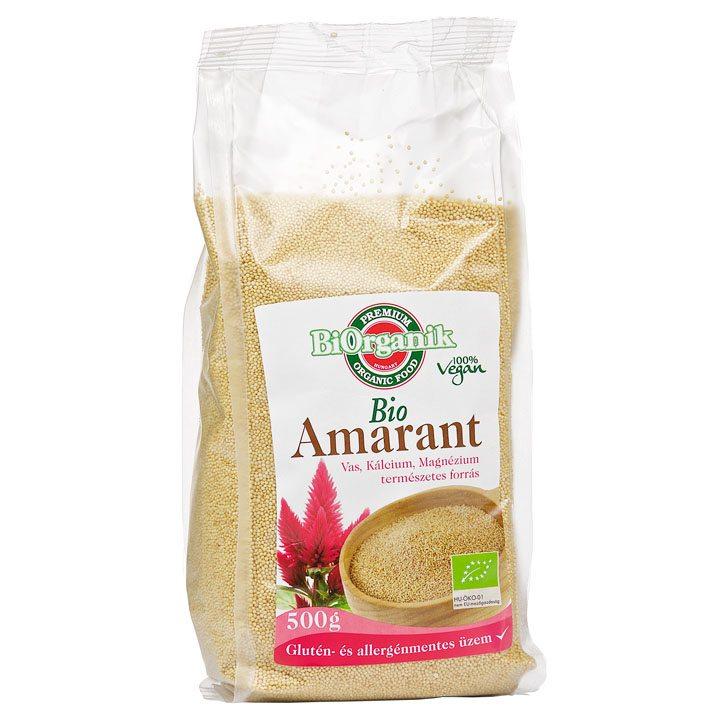 Biorganik BIO amarant - 500g
