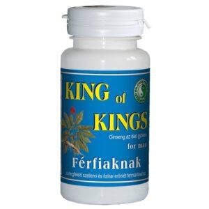Dr. Chen King of King férfi kapszula – 50db