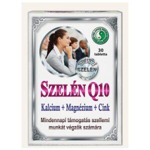 Dr. Chen Szelén+Q10+CA+MG+Cink kapszula – 30db