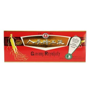Dr. Chen ginseng ampulla royal jelly - 10x10ml