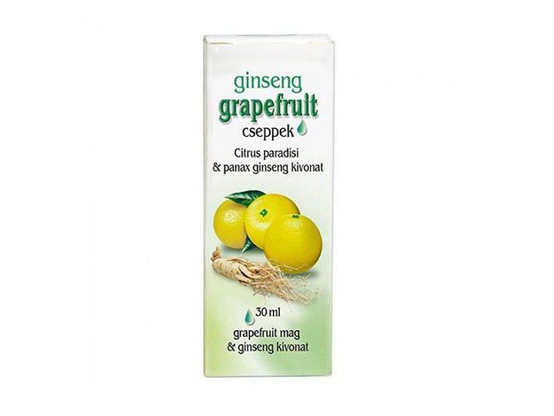 Dr. Chen ginseng grapefruit cseppek - 30ml