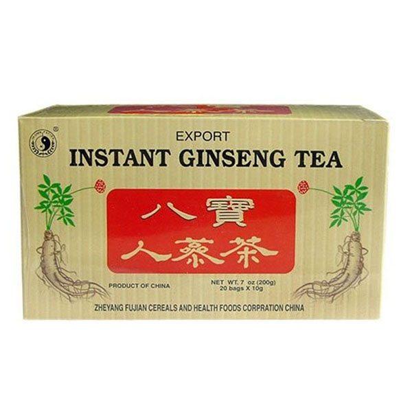 Dr. Chen ginseng instant tea - 20filter