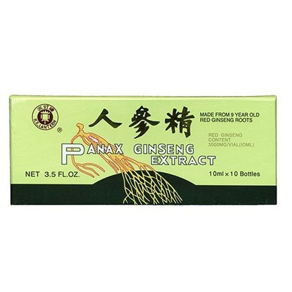 Dr. Chen ginseng panax extractum ampulla - 10x10ml