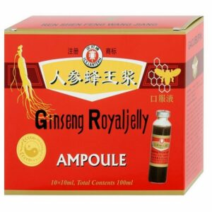 Dr. Chen ginseng royal jelly kapszula – 30db