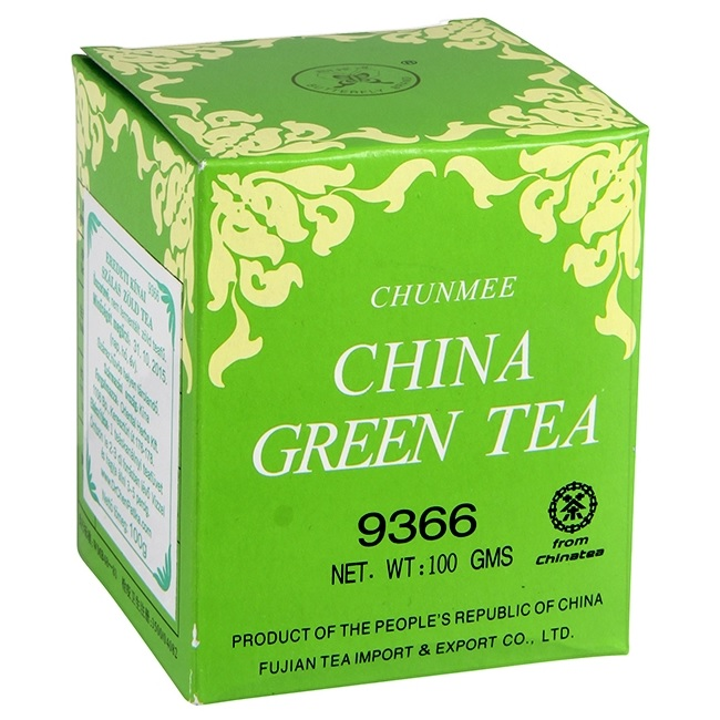 Dr. Chen kínai zöld tea szálas - 100g