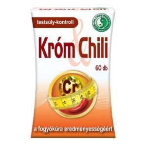 Dr. Chen króm chili kapszula - 60db