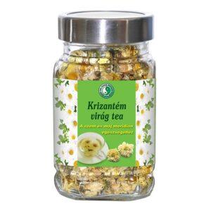 Dr. Chen krizantém virág tea kinyílt – 40g