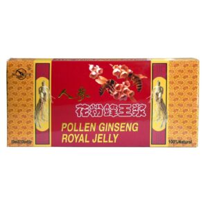 Dr. Chen pollen ginseng royal jelly ampulla – 10x10ml