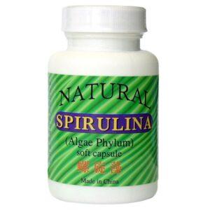 Dr. Chen spirulina kapszula – 60db