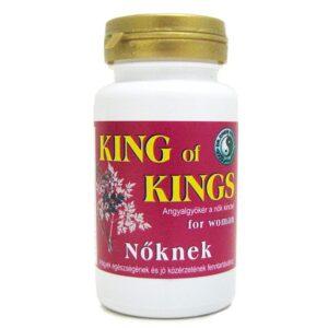 Dr. Chen King of King női kapszula - 50db