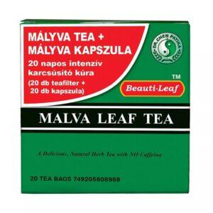 Dr. Chen mályva tea + mályva kapszula - 20 + 20db