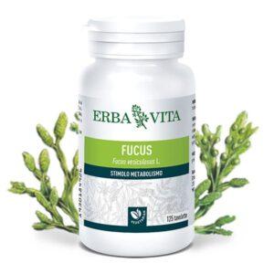 Erba Vita Barna alga-Hólyagmoszat tabletta – 125db