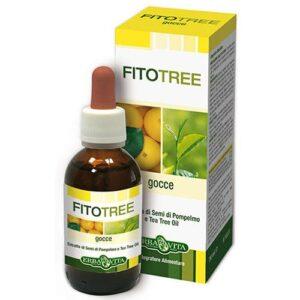 Erba Vita FitoTree grapefruit és teafa alapú fertőtlenítő olaj - 10ml