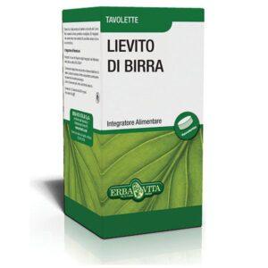Erba Vita Mikronizált sörélesztő tabletta - 250db