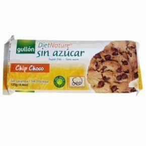 Gullón rostdús keksz csoki darabokkal - 280g