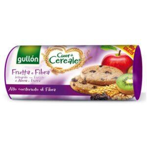 Gullón rostdús keksz gyümölccsel - 280g