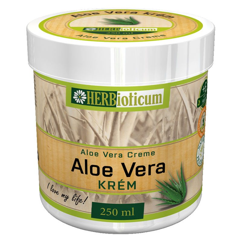 Herbioticum Aloe Vera krém - 250 ml