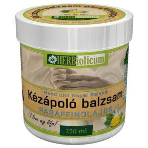 Herbioticum Kézápoló balzsam paraffinolajos - 250ml