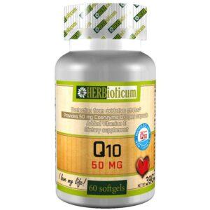 Herbioticum Q10 50mg kapszula - 60db