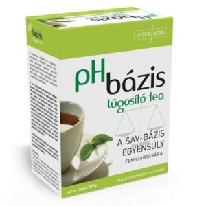 Interherb pH bázis lugosító tea – 100g