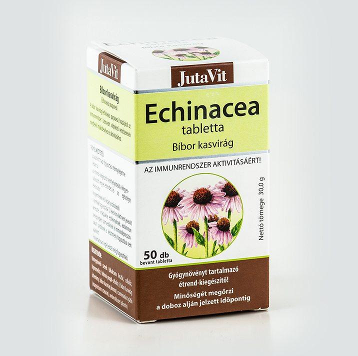 Jutavit Echinacea tabletta - 50db