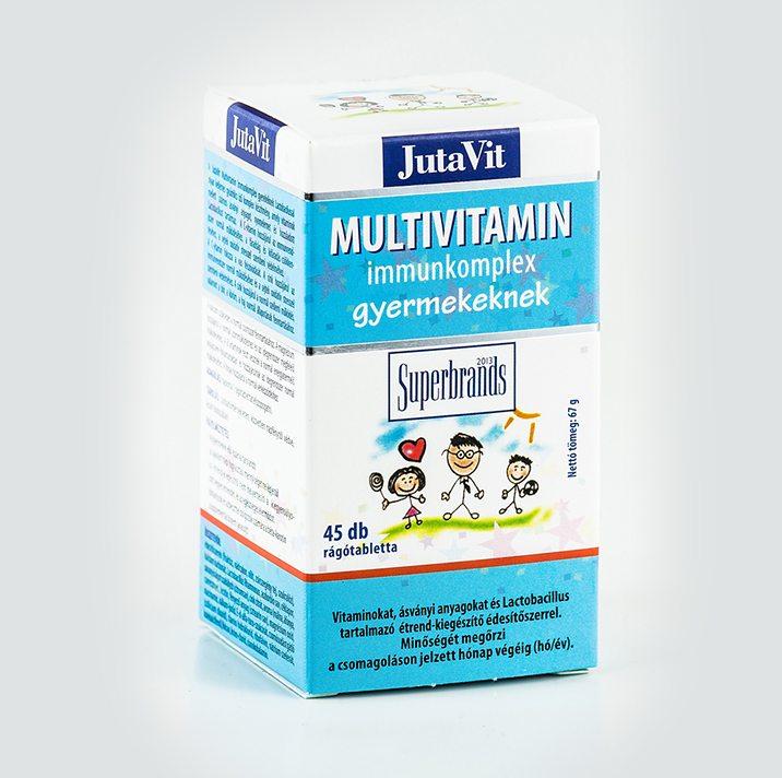Jutavit Gyerek multivitamin - 45db