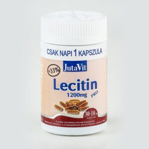 Jutavit Lecitin kapszula - 30db