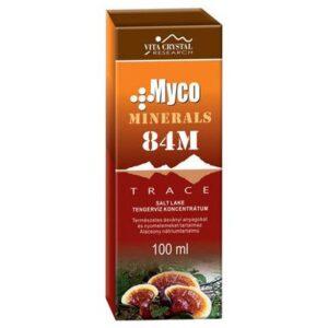 Myco Crystal Pecsétviaszgomba - 84M cseppek - 100ml