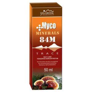 Myco Crystal Pecsétviaszgomba - 84M cseppek - 50ml