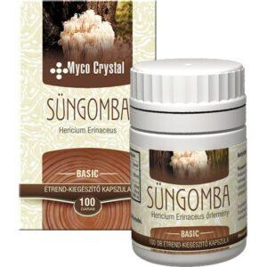 Myco Crystal Süngomba kapszula - 100db
