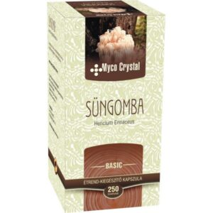 Myco Crystal Süngomba kapszula - 250 db