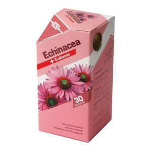 OCSO Echinacea+ C-vitamin kapszula - 30 db