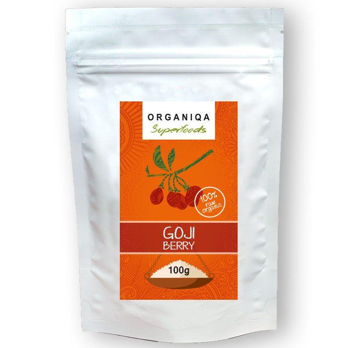 Organiqa Bio Goji Berry bogyó - 100g