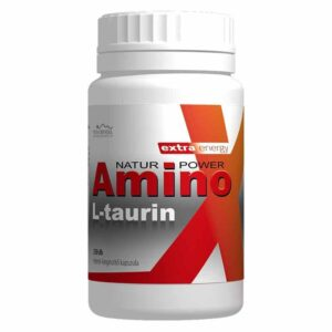 Vita Crystal Amino L-Taurin kapszula - 250db