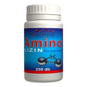 Vita Crystal Amino Lizin kapszula - 250db
