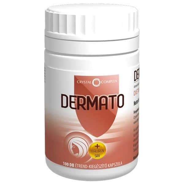 Vita Crystal Complex Dermato kapszula - 100db