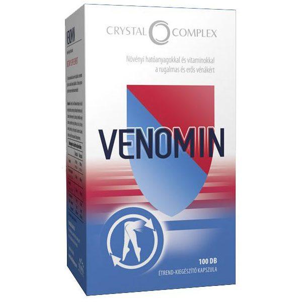Vita Crystal Complex Venomin kapszula - 100db