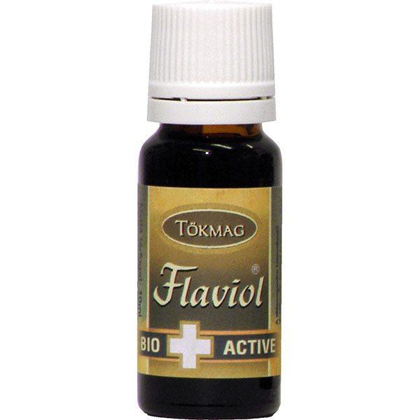 Vita Crystal Flaviol tökmagcsíra olaj - 10ml