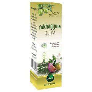 Vita Crystal Fokhagymaolaj csepp - Olíva - 20ml