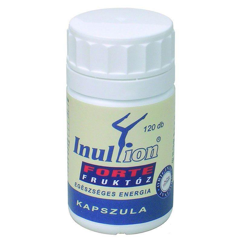 Vita Crystal Inulion Forte Fruktóz kapszula - 120db