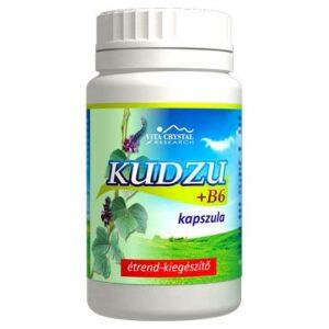 Vita Crystal Kudzu + B6-viamin kapszula - 250db