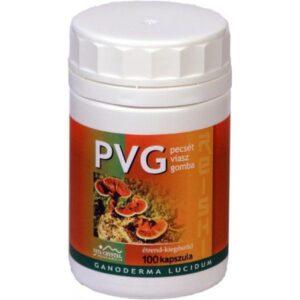Vita Crystal PVG Pecsétviaszgomba kapszula - 100db
