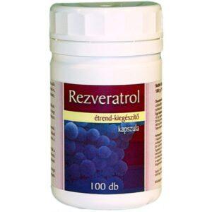 Vita Crystal Rezveratrol kapszula - 100db
