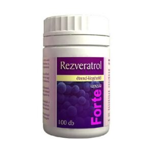 Vita Crystal Rezveratrol Forte kapszula - 100db