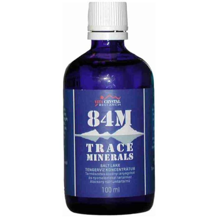 Vita Crystal Trace Minerals 84M - 100ml